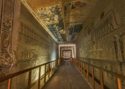 神!點開這連結,就能「親自」進古埃及墓穴探險!