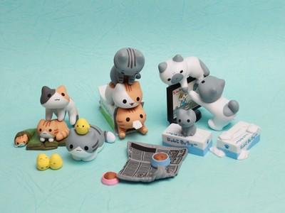 萌貓鑽袖、咬衛生紙,台灣限定版讓日本人淚看我們玩❤