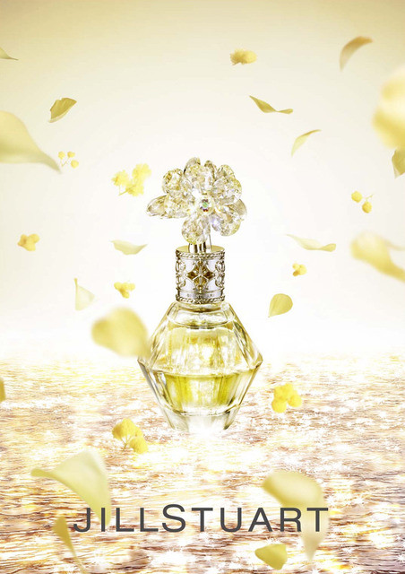 JILL STUART Beauty自香水典藏系列「JILL STUART Crystal Bloom EAU DE PARFUM」推出新作發售