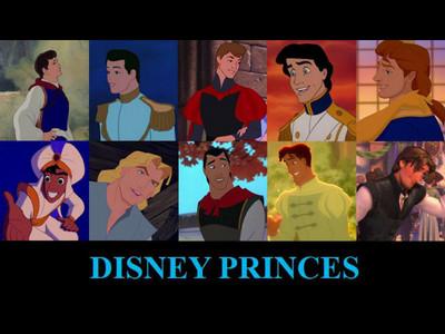 王子也是有名字的!盤點被人遺忘的迪士尼男神小檔案