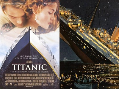 《鐵達尼號》要翻拍了!大陸出品「20周年的獻禮」