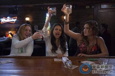 蜜拉庫妮絲姐姐玩很開 爆用「大量酒精」尋解脫
