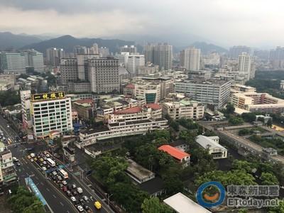 台北市10月房價指數年減5.7% 創今年新低