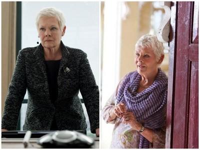 《007》M夫人超潮! 茱蒂丹契81歲生日禮物是刺青