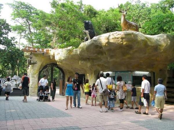 壽山動物園。(圖/取自壽山動物園官網)
