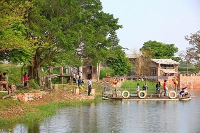 台南人看身分證!免費玩耍老塘湖