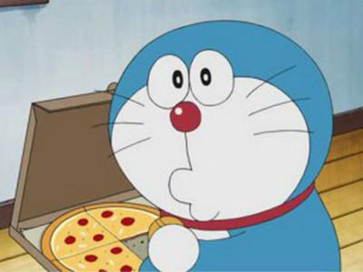 《哆啦A夢》美國版神邏輯 筷子變叉子、改吃比薩