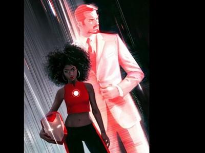 史塔克掰掰,《鋼鐵人》將由15歲黑人女孩擔任!