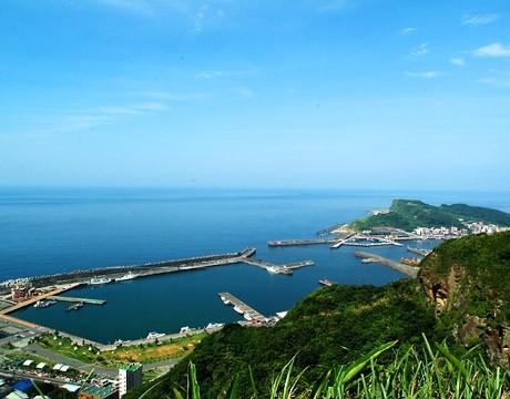 碧砂漁港(圖/東北角國家風景管理處)