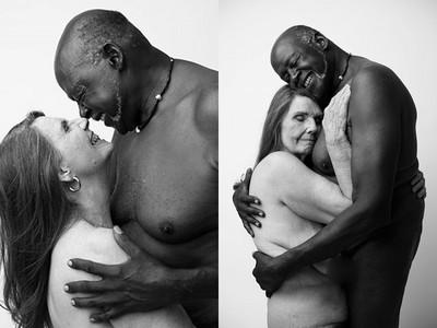 美!70歲老夫老妻攜手拍藝術裸照~衰老肉體才顯真愛