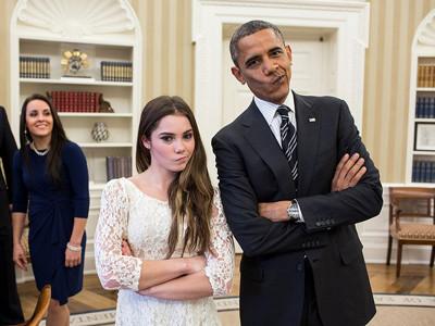 ▲馬羅尼與歐巴馬(圖/翻攝自Barack Obama臉書)