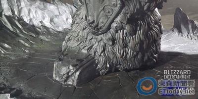 阿薩斯巨大雕像即將登陸台中