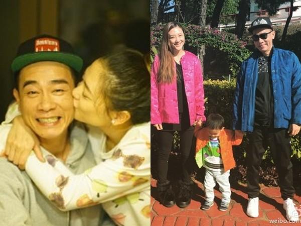 ▲應采兒與陳小春結婚以來,感情甜蜜依舊。(圖/翻攝應采兒微博)