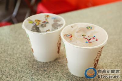 10大必喝飲料「早餐店冰奶」NO.1