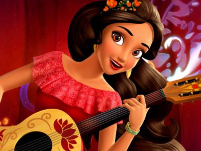 迪士尼首位「拉丁公主」♡焦糖美身影搶先看!