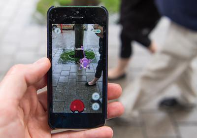 《Pokémon GO》前進亞洲! 任天堂、日麥當勞飆漲