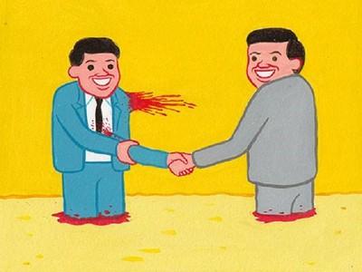 「重口味暗黑漫畫」作者要來台灣了,準備腦補去看展吧