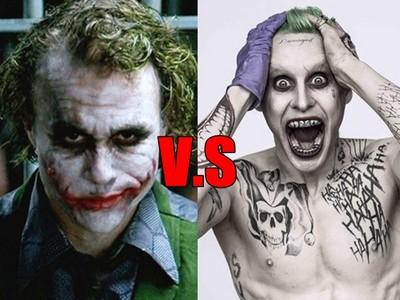 兩代小丑誰最壞?《自殺突擊隊》傑瑞德V.S希斯萊傑
