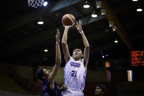▲U18亞青男籃,曾祥鈞、高國豪。(圖/翻攝自FIBA U18亞青男籃官網)