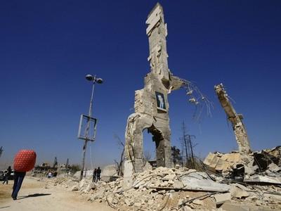 敘利亞戰爭多可怕?經濟衰退28年,比二戰後德國還慘