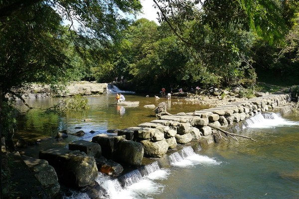▲雙溪自行車車道、雙溪虎豹潭(圖/新北市觀光旅遊網提供)