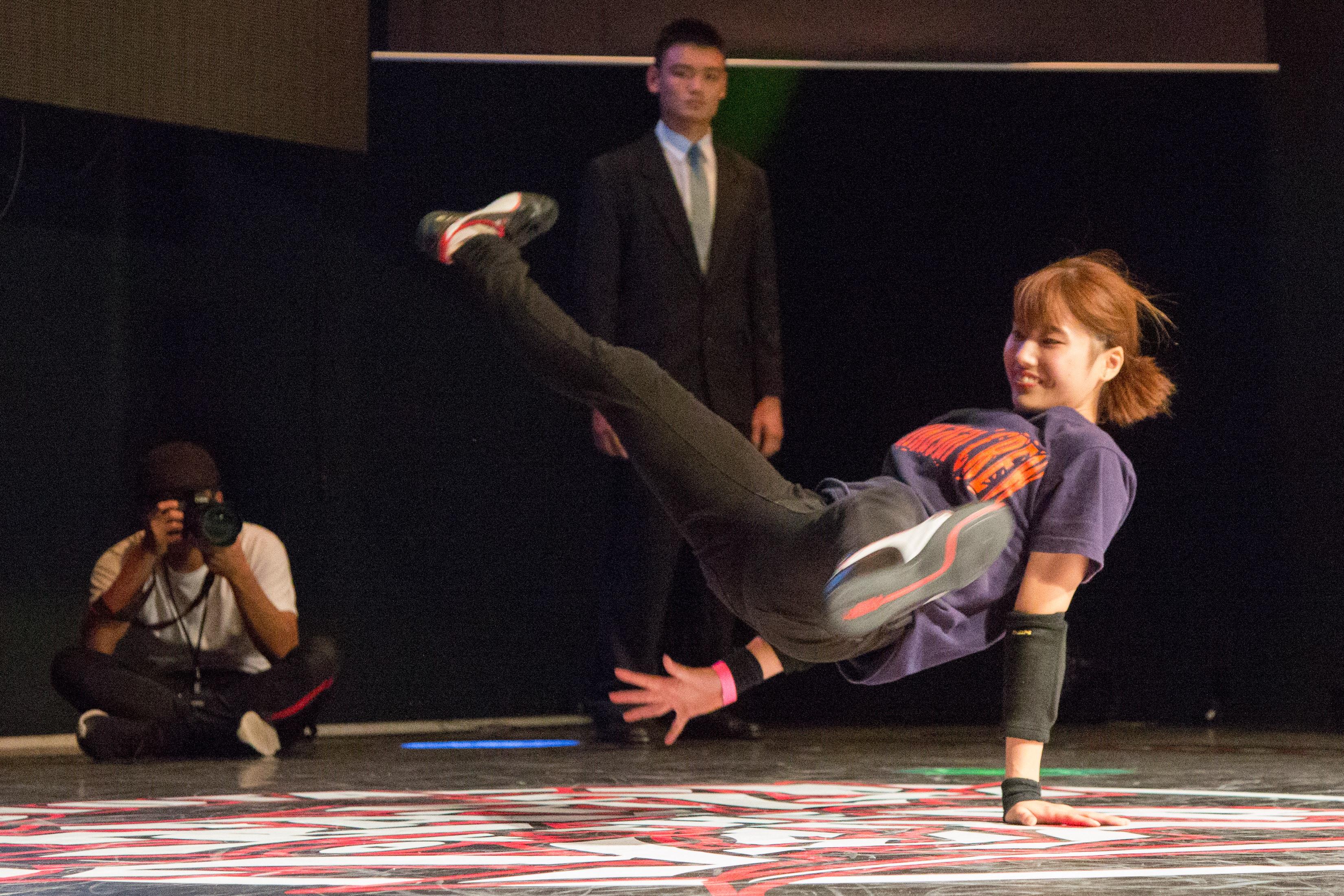 TOYOTA BOTY TAIWAN 世界霹靂舞爭霸賽(台灣資格賽)(圖/記者季相儒攝)