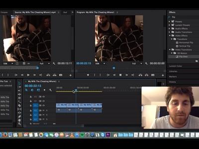 狂!呻吟聲變音軌,軟體剪輯師拿老婆通姦影片當教材
