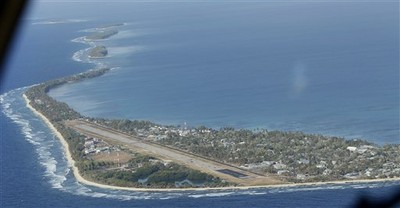 吐瓦魯43年內國土增2.9%!