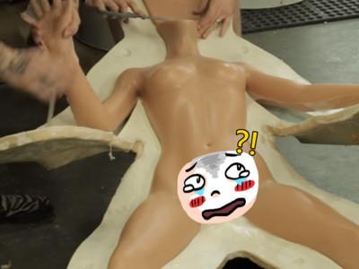 揭密「性愛娃娃工廠」,恐怖零件就是這樣變美女!