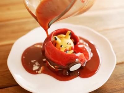 極易失敗寶可夢巧克力球,肯做給你吃的人一定是真愛!