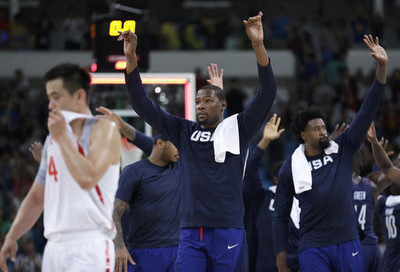 世籃美洲區35名NBA球員拚奧運
