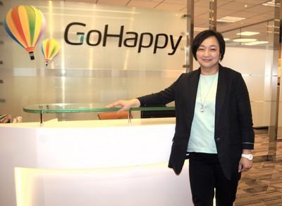 GoHappy深具集團虛實整合綜效之網購平台
