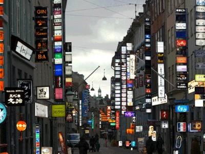 當各國城市「東京化」…霓虹招牌把歐洲街道變醜了!