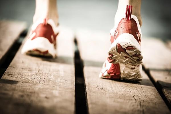 鞋子,跑步,腳,足部(圖/達志/示意圖)