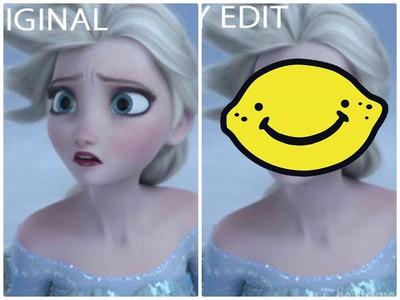 歪?將迪士尼公主的臉蛋比例還原,你會「變心」嗎?