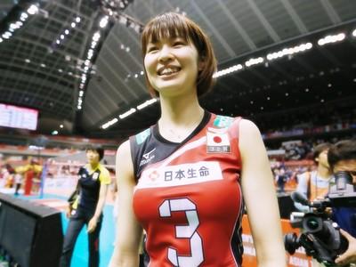 日本「短髮女排球員」集合!就算被她扣殺我也甘願><