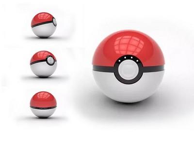 用寶貝球「充」手機玩寶可夢,這行動電源來得也太快!