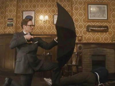 都喜爹~有了「智能雨傘」,成為金牌特務不是夢?!