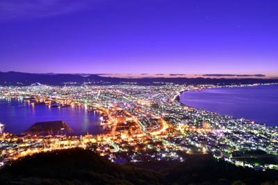 日本百萬夜景不只函館,好想跟戀人手牽手上摩耶山❤