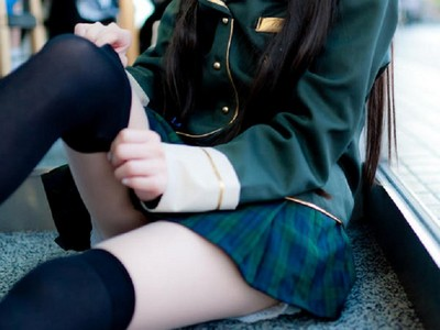 日本女高中生制服演變史,這樣下去以後一定只穿內褲