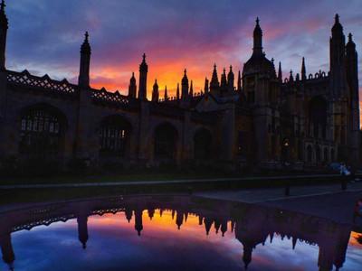 劍橋大學怎麼誕生的?故事要從一場兇殺案說起…