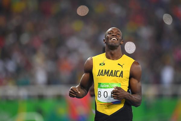 「牙買加閃電」博爾特200公尺奪金  生涯奧運第8金