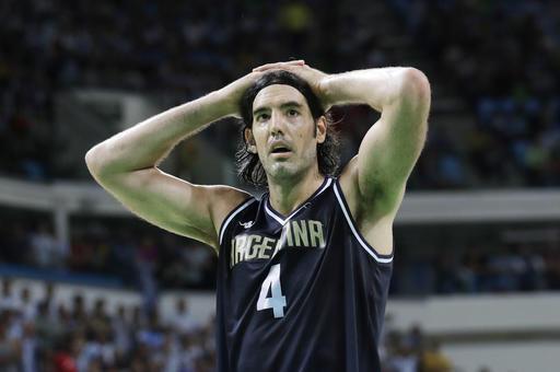 ▲史柯拉暫時不考慮從阿根廷男籃退役。(圖/達志影像/美聯社)