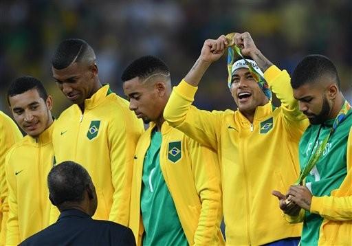 等2年復仇!巴西史上最重要金牌 內馬爾PK戰終結德國