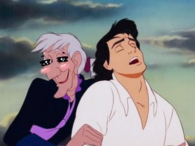 迪士尼王子配上「限制級旁白」,嗯...不小心舒服了~