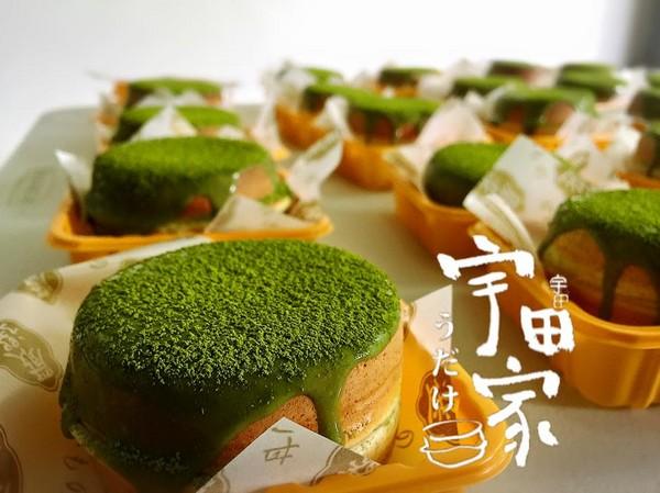 甜點創意無上限 網友們都為之瘋狂的台南「冰菓燒」