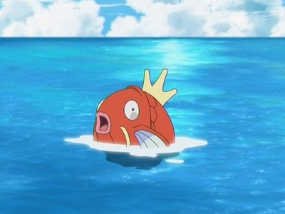 鯉魚王到底有多廢?除了不能打,連拿來吃都不行
