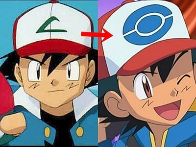 為啥小智一直換帽子?答案就在初代「綠ㄥ帽子」上