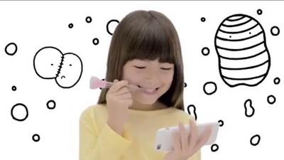 刷牙超有樂趣!日本神發明讓你努力刷牙打怪衝分數