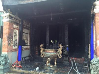 台灣86棟老屋離奇自燃被燒光